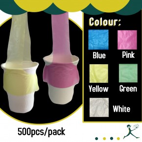 Cup Holder Plastic Bag (500pcs/pack)