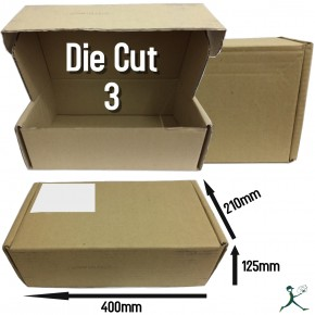 Corrugated Plain Shoe Box/Gift Box