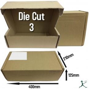 Corrugated Plain Shoe Box/Gift Box