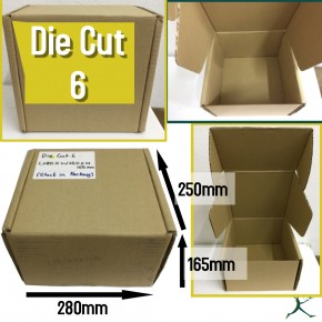 Plain Square Gift Box/Shoe Box