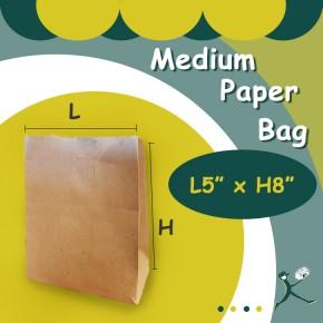 Medium Paper Paper Bag (5SFPB)