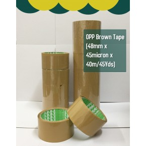 OPP Brown Tape