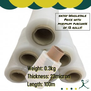 Stretch Film (100m)