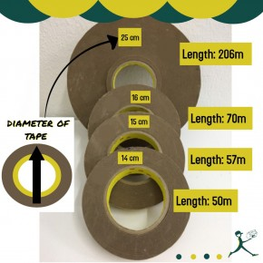 Strong Adhesive Double Sided Tape